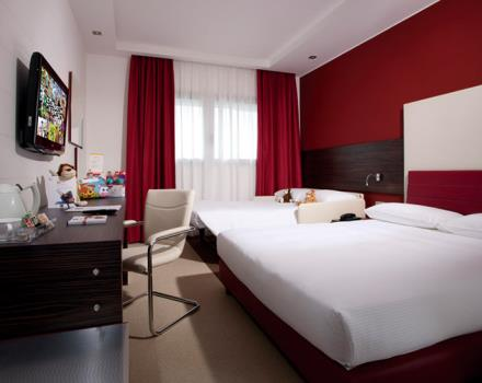 Choose  the Best Western Plus Quid Hotel Venice Airport for your stay in Venice Mestre