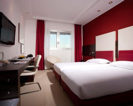 Book/reserve a room in Venice Mestre, stay at the Best Western Plus Quid Hotel Venice Airport