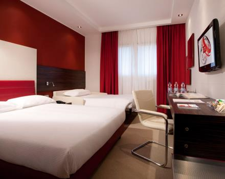 Discover the comfortable rooms at the Best Western Plus Quid Hotel Venice Airport in Venice Mestre