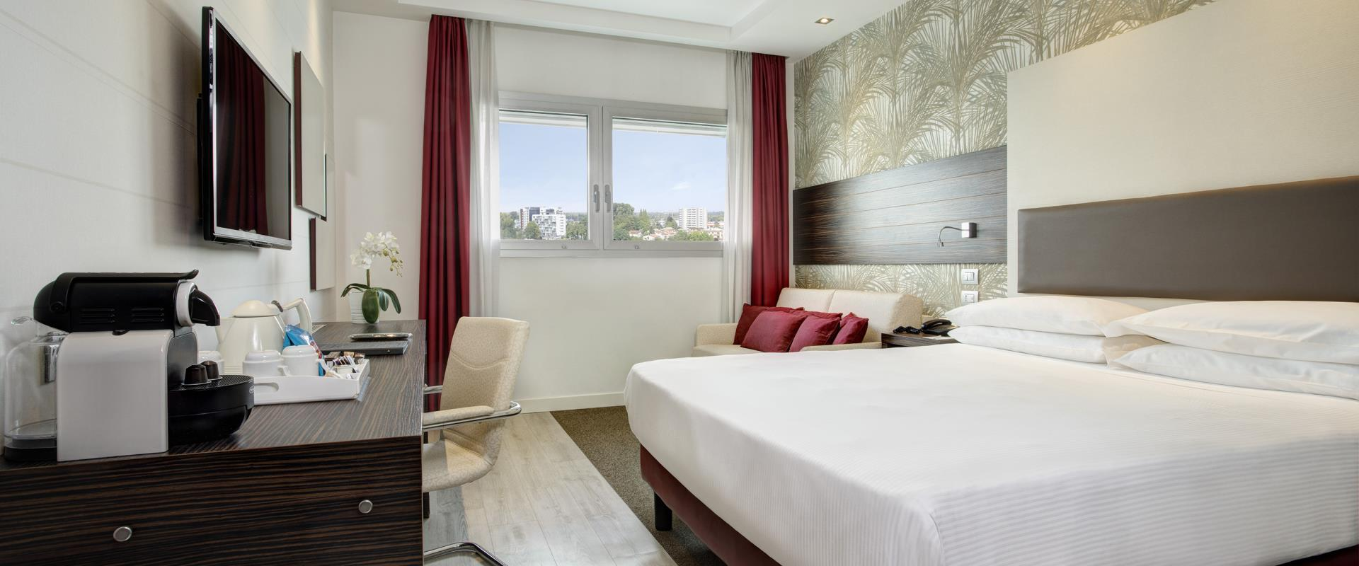 BW Plus Quid Hotel Venice - Rooms - Executive room with sofa-bed