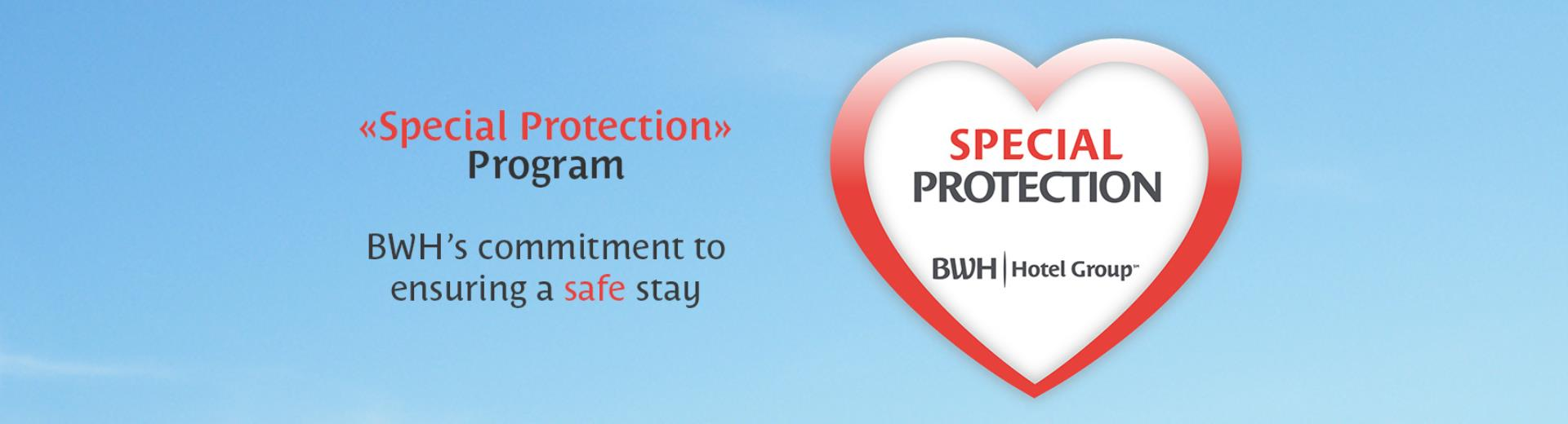 Special Protection - BW Plus Quid Hotel Venice Mestre